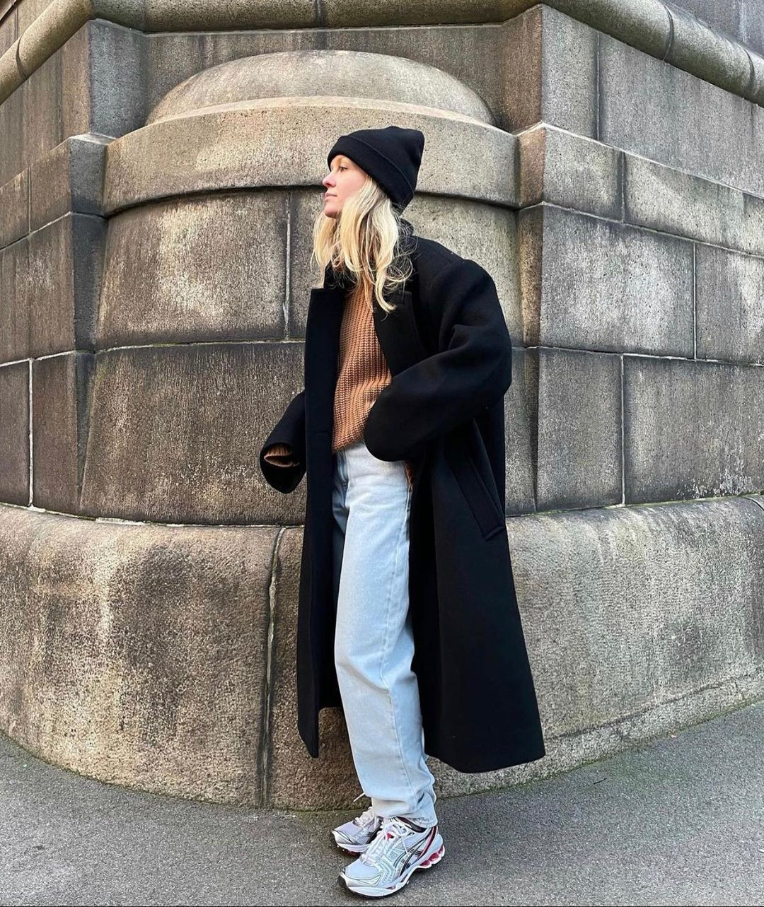 jeanette-madsen-loulou-studio-parata-ribbed-wool-and-cashmere-blend-turtleneck-sweater-instagram