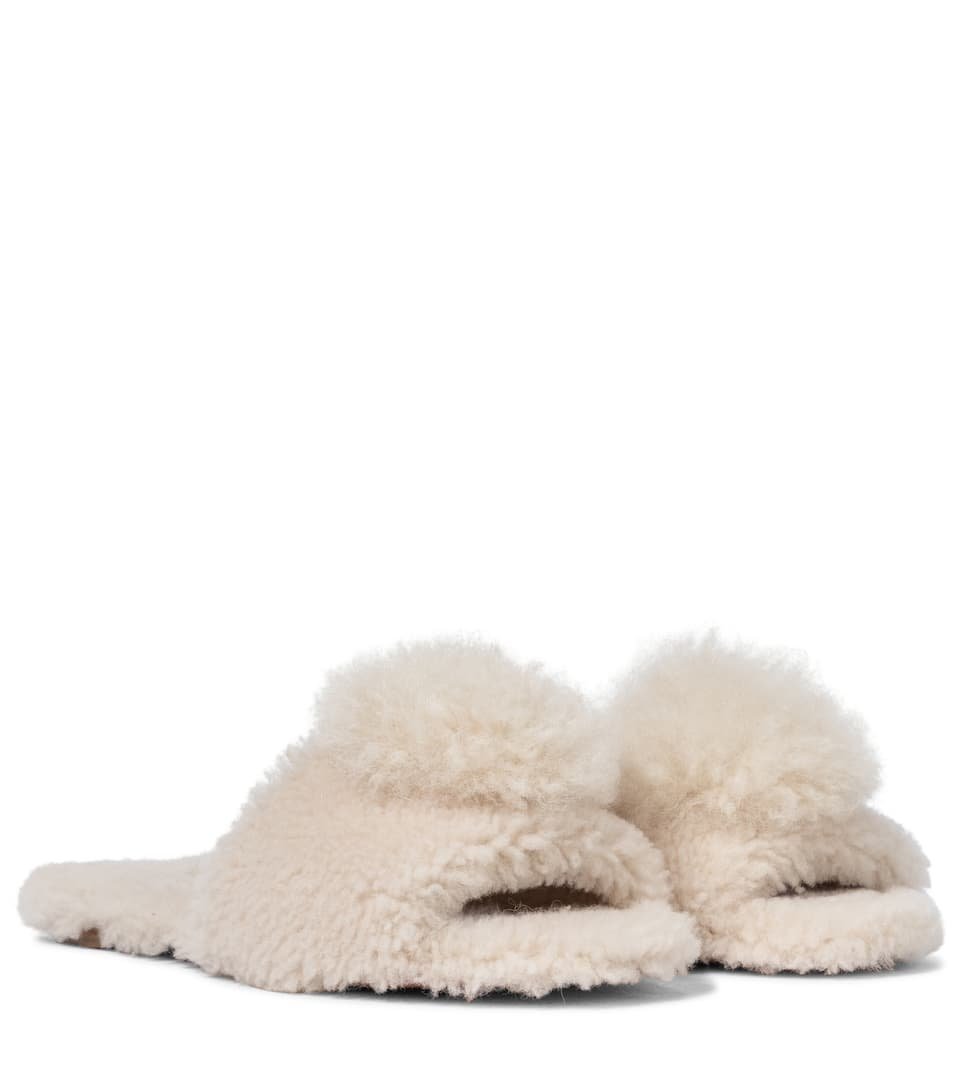 aquazzura-foxy-shearling-and-alpaca-slides
