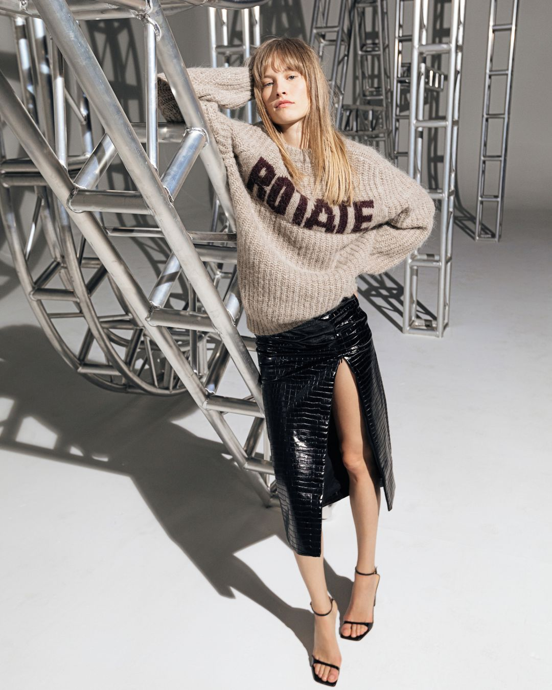 rotate-fall-2021-brandy-cable-knitted-wool-blend-sweater-instagram