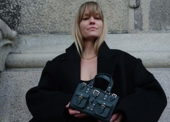 This iconic british brand is behind 2021's coolest mini bags