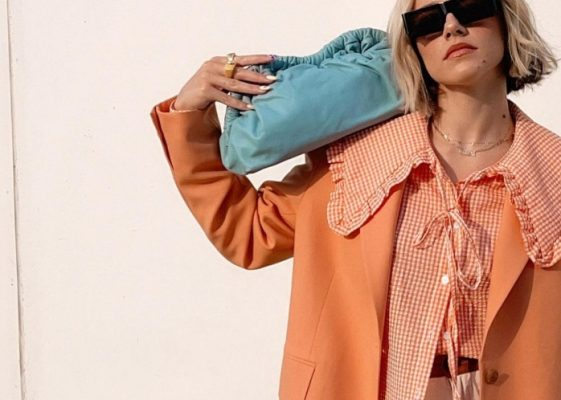 My favorite brands are backing colourful bags in a big way for Spring