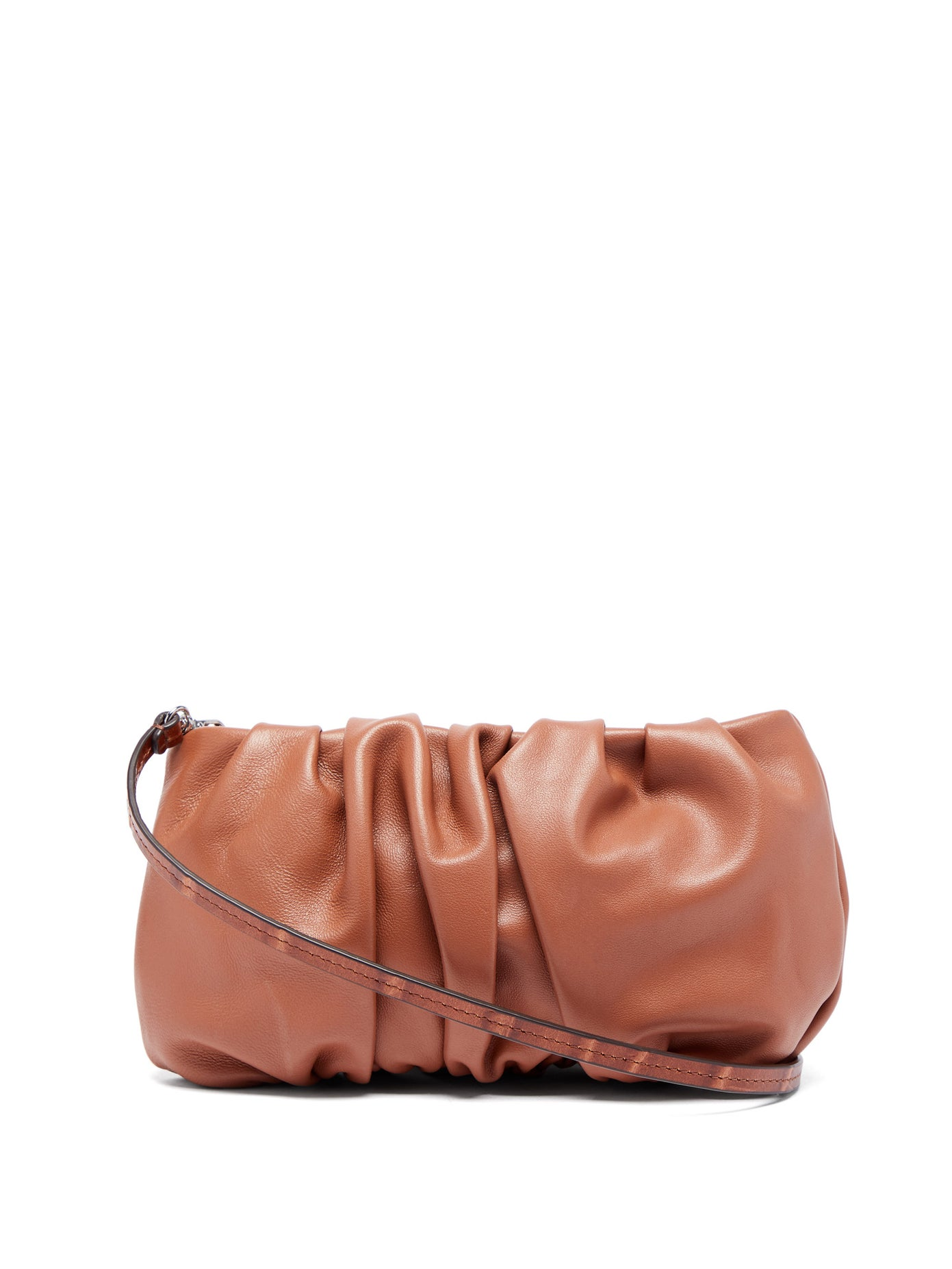 staud-bean-leather-shoulder-bag-tan