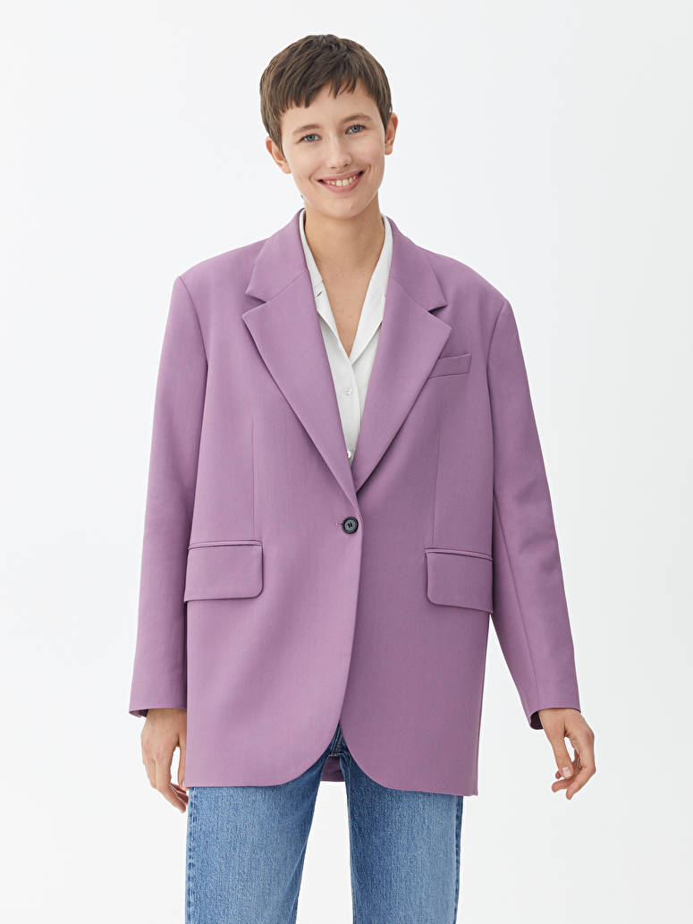 arket-oversized-twill-blazer-purple