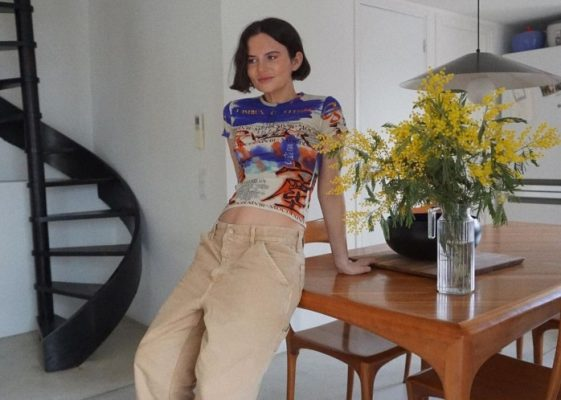 My favorite influencers can't stop wearing cargo pants