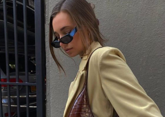 This is the one spring coat that every fashion girl wants to own