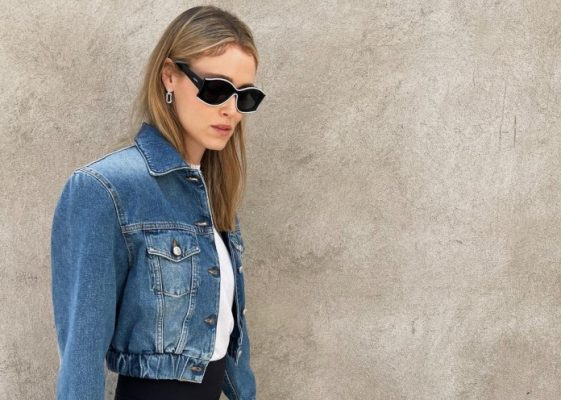 Anything but ordinary denim jackets to wear this Spring
