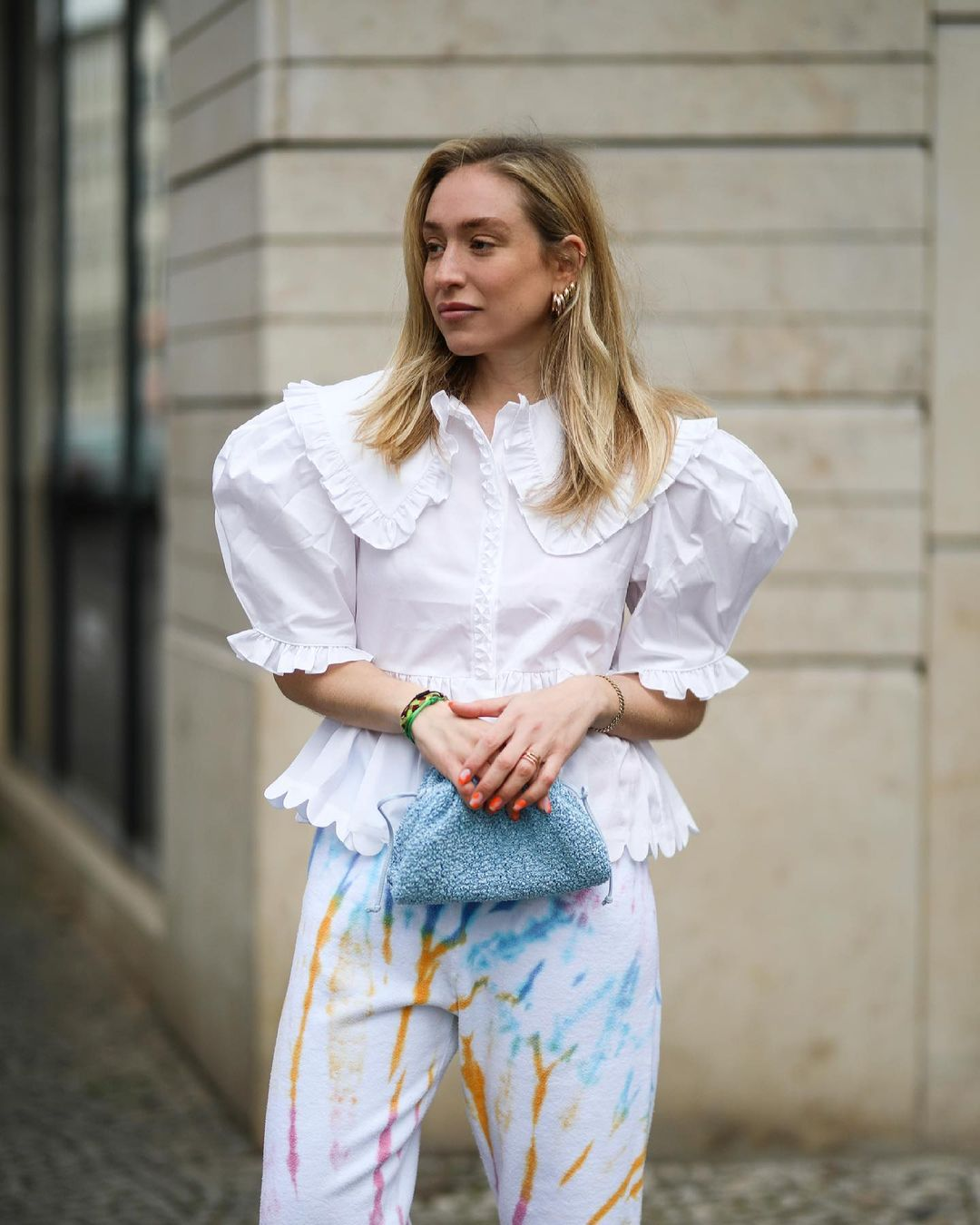 sonia-lyson-horro-vacui-antonia-ruffled-scalloped-cotton-poplin-peplum-blouse-instagram