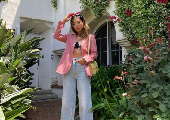 I love wearing jeans, and these are the only Spring denim outfits that matter right now