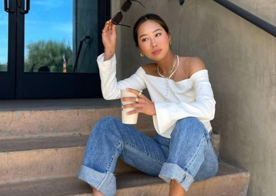 The summer-ready tops that will look good with all my jeans