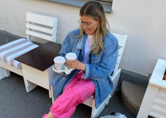 I love wearing trousers, and this is the trend I'm definitely trying this Summer