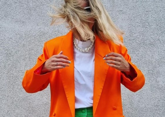 The colour combinations you need to try this Summer (featuring vibrant shorts)
