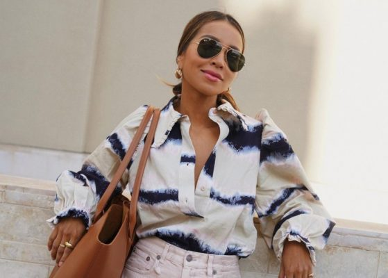 Fashion girls love denim shorts. Here's how they style them
