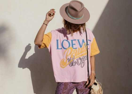 The printed T-shirt that you'll see in all the coolest holiday destinations this year