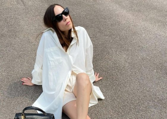 Fashion girl's ultimate summer uniform is my latest obsession