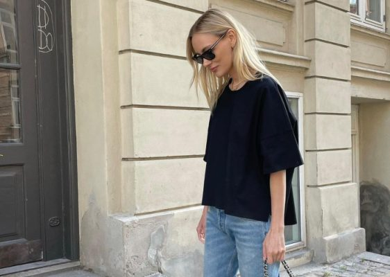 This fashion-approved two-part outfit is the easiest thing to wear