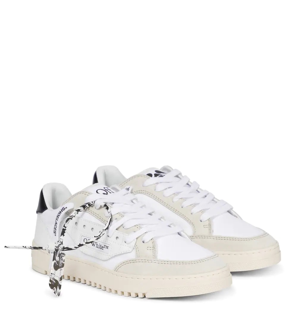 off-white-5-0-suede-trimmed-sneakers