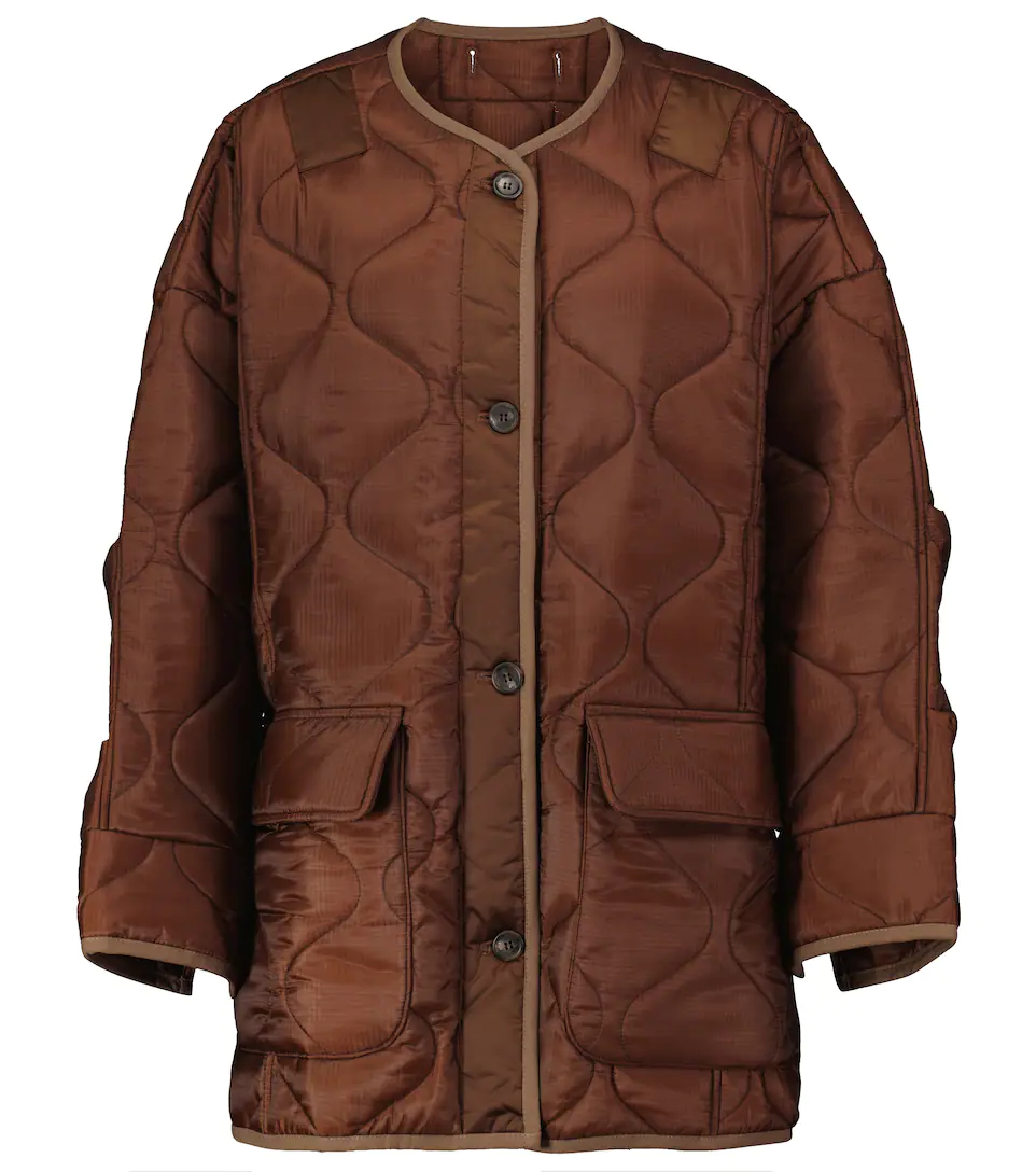 frankie-shop-teddy-quilted-jacket-chocolate
