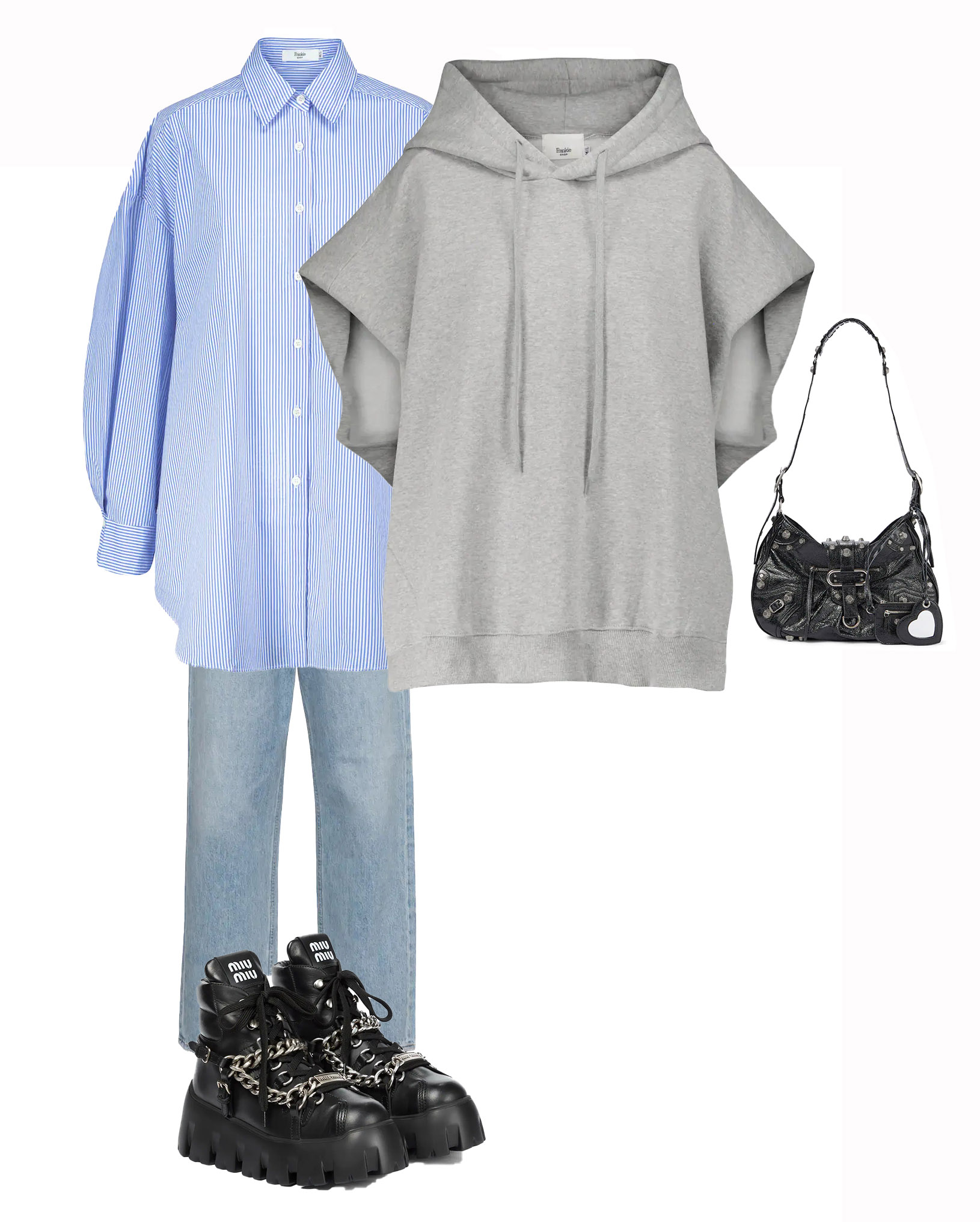 miu-miu-leather-booties-metal-chain-oversized-rubber-sole-outfit