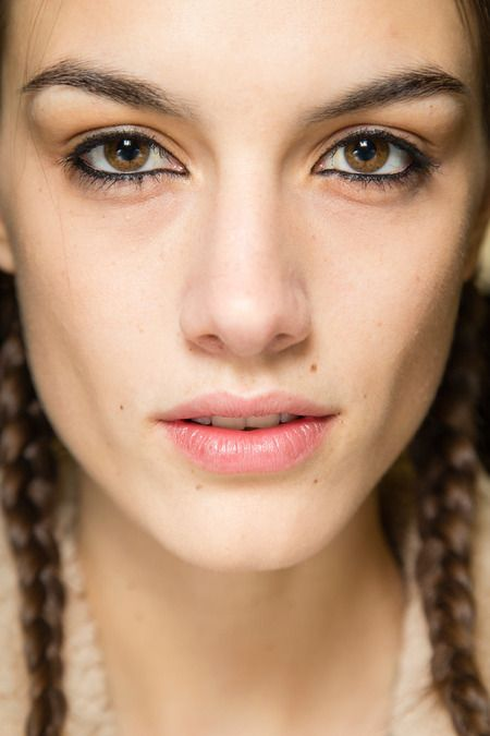 Trend Alert Braided Hair Fall 2014 Two French Plaits
